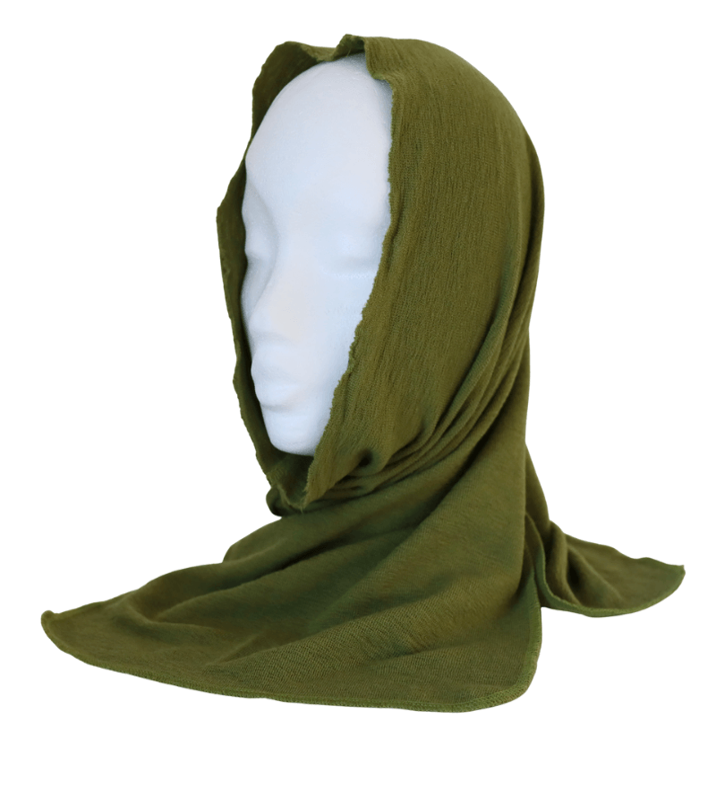 Blusbar 1028 - halsedisse - avocado