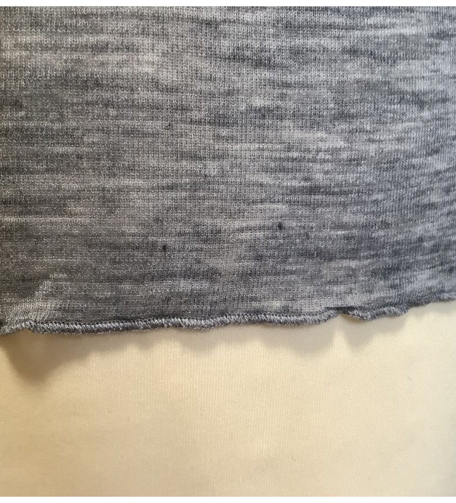 Gauge & Ply Lucca grå