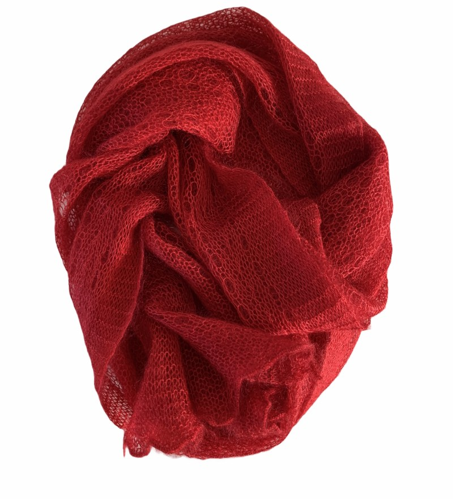 Corrymoor - tørklæde - berry