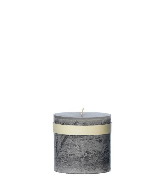 Vance Kitira - Bloklys, grå 7,5 cm