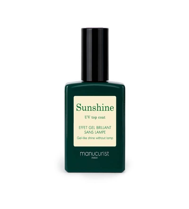 Manucurist Green - Sunshine top coat