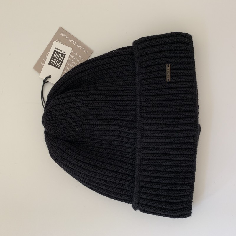 Pure Pure by Bauer beanie I sort-01