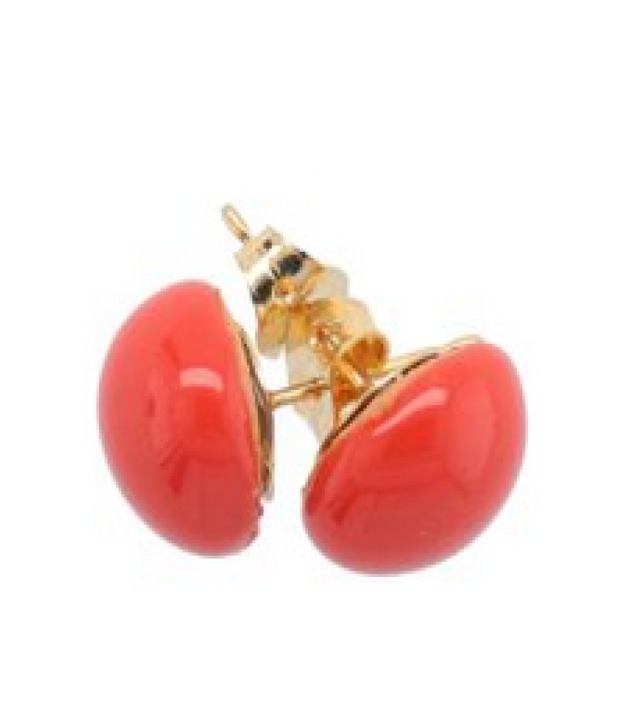 KAZURi - ørestik - rød orange