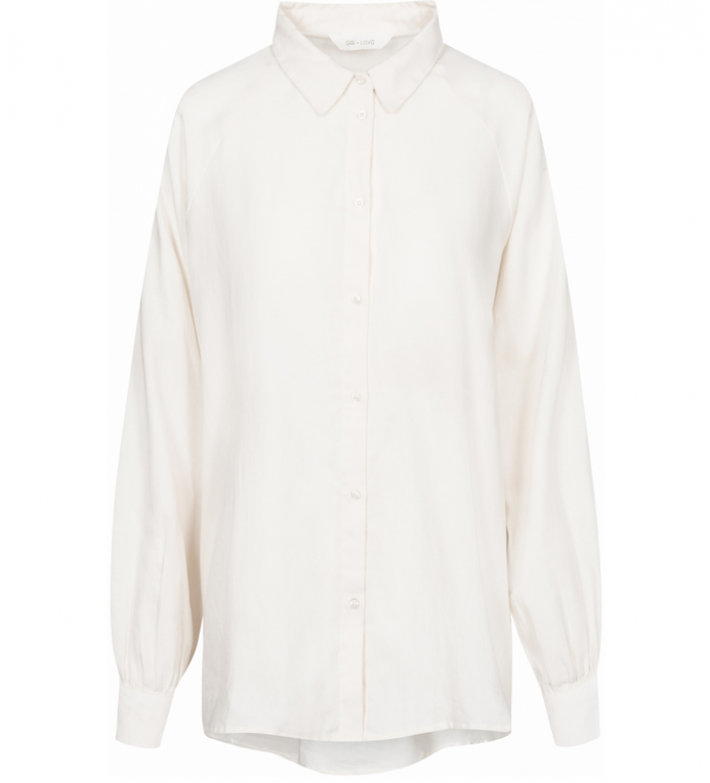 Gai+Lisva Mandy skjorte - pristine