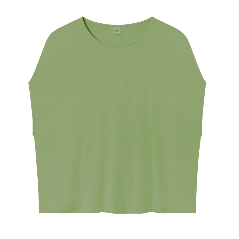 BAMBOO 2605 top / vest - lime