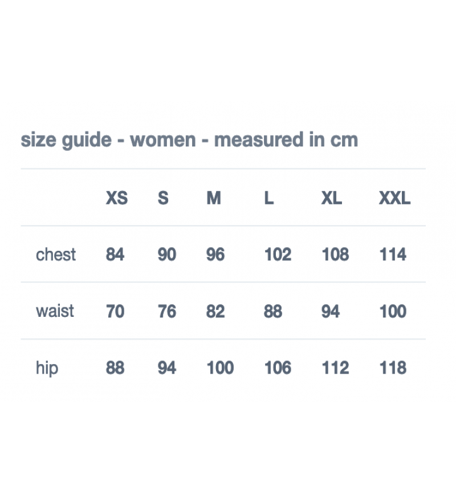 Størrelsesanvisning