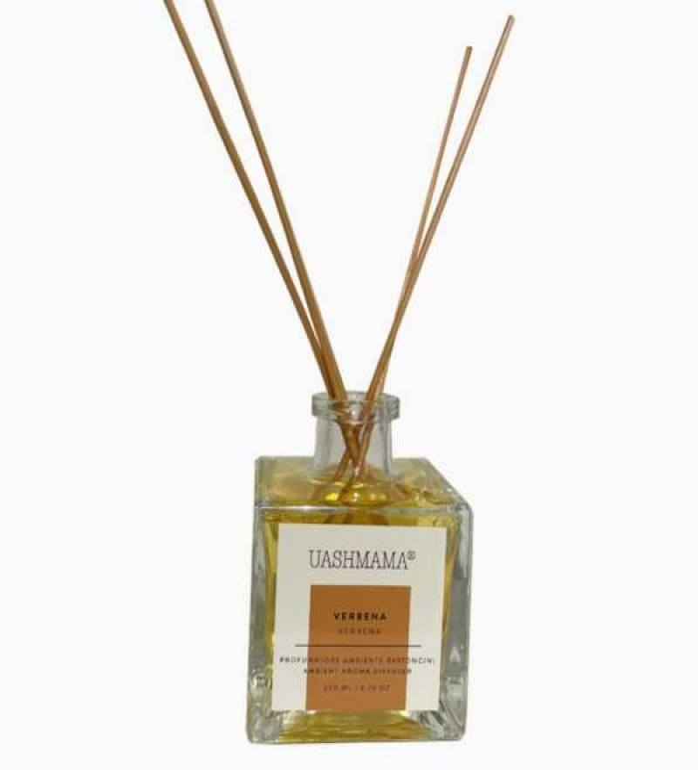 UASHMAMA - Duft diffuser 200 ml Verbena