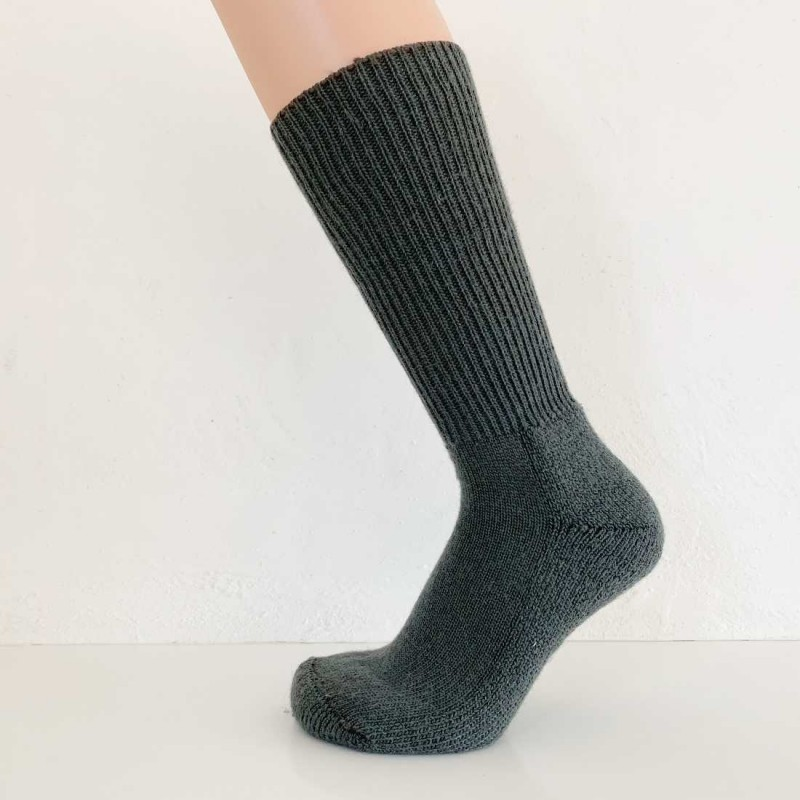 Cape Mohair - classic boot - olivengrøn