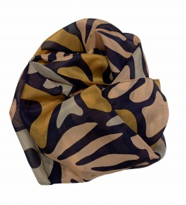 Aperitif silketørklæde koreller