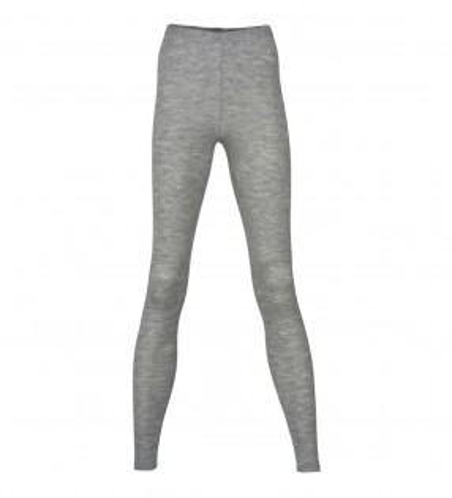 Engel Natur dame leggings grey melange