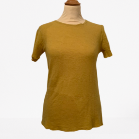 Blusbar 4001 uld t-shirt lemon curry-20