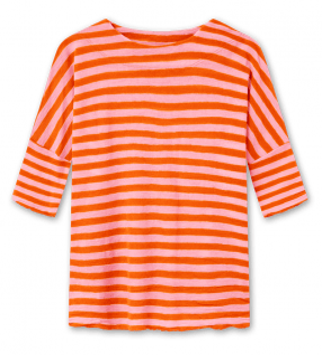 Blusbar 4026 orange strib
