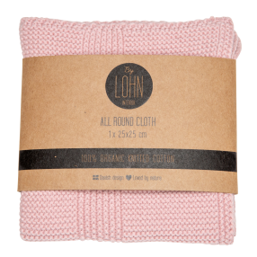 By LOHN ALL ROUND klud light pink