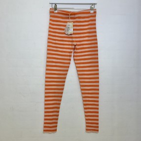 Blusbar 3001 leggings rosa/orange strib