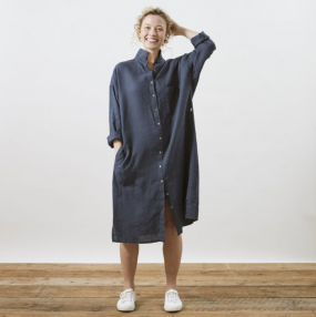 Linen by Krebs DORA navy