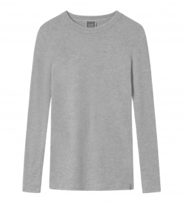 Blusbar 4015 dawn grey melange