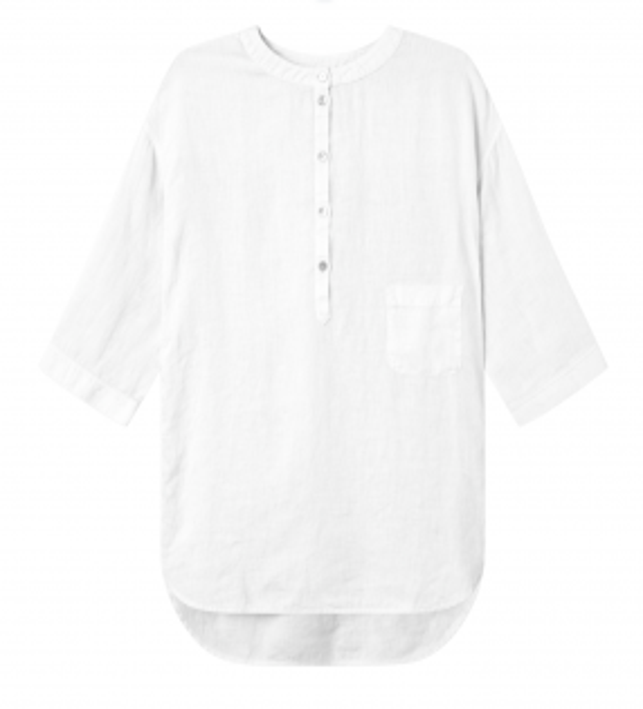 OWN 12004 skjorte hvid