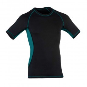 Engel Sports merino undertrøje sort/hydro-20
