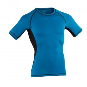 Engel Sports merino undertrøje blå-20