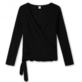 Blusbar 8002 uld cardigan sort-20