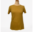 Blusbar 4001 - uld t-shirt - lemon curry