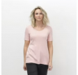 cotton sense 4303 - damebluse - rosa