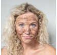 grums - raw espresso face scrub + mask
