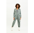 OWN 13008 - jumpsuit bomuld - red clay