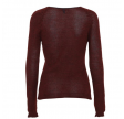Gorridsen Afrodite - alpaca - winter red